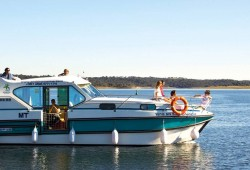 Why you should take a boating holiday around Portugal's Amieira Marina